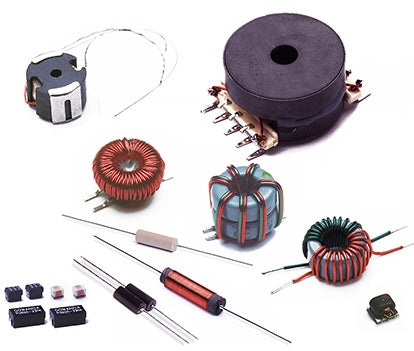 Filters, Inductors, Chokes & Coils