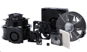 Fans & Thermal Management