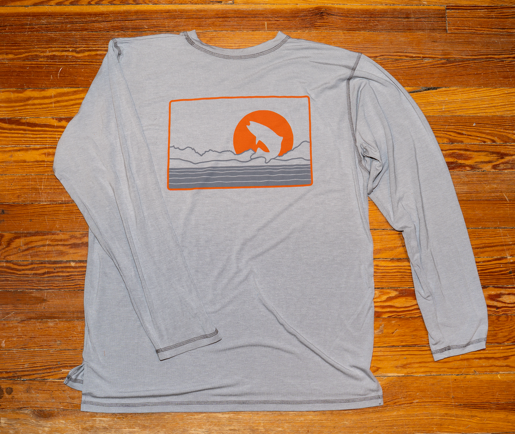 Trouts x Rep Your Water Sun Shirt