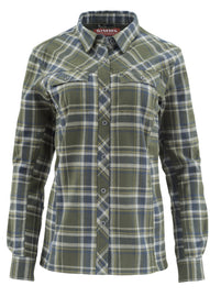 Simms Women's PrimaLoft Blend Flannel (Closeout)