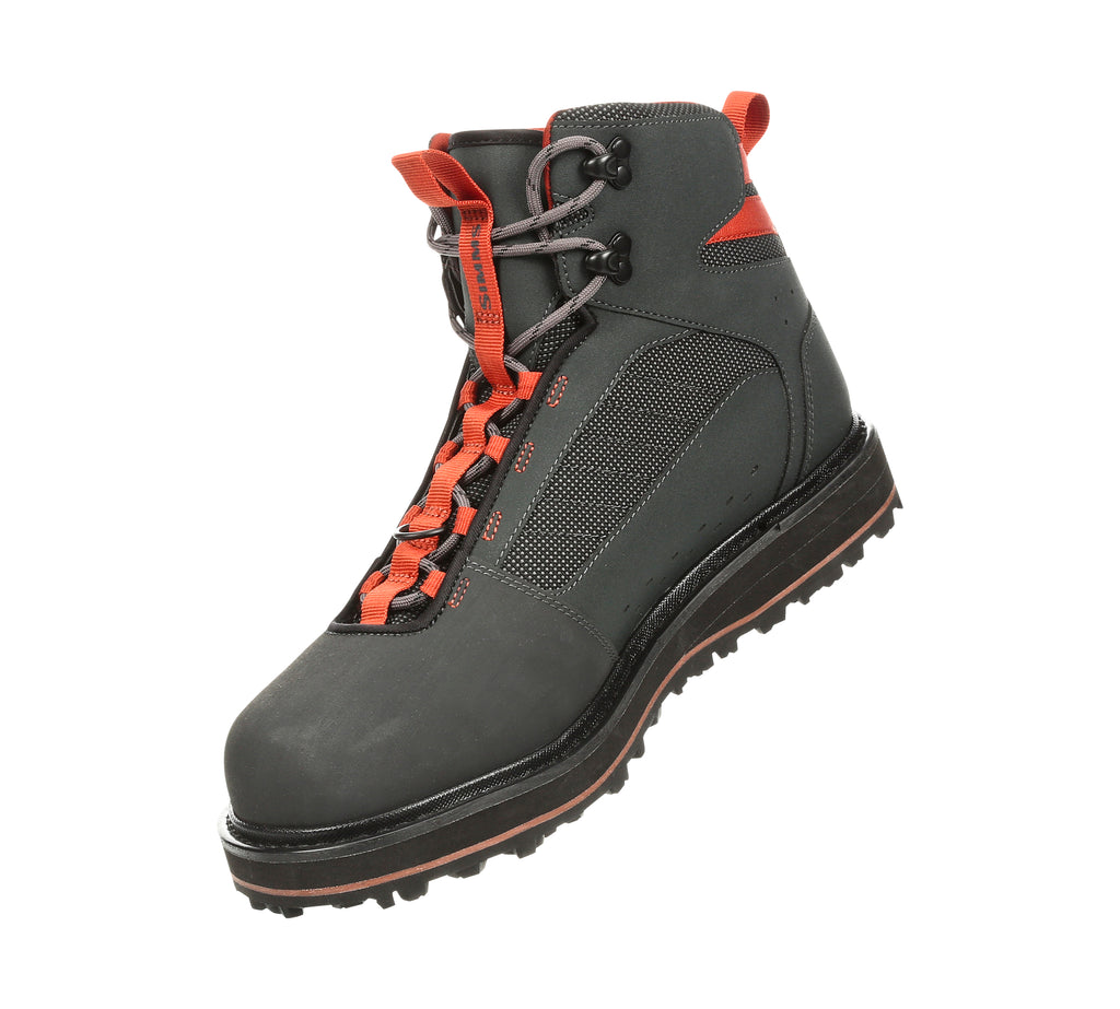 Simms Tributary Wading Boot Rubber Trouts Fly Fishing