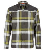 Simms Black's Ford Flannel Long Sleeve Shirt (Closeout)