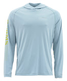 Simms Solarflex Place Print Hoody (Closeout)