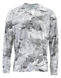 Simms Solarflex Shirt Long Sleeve - Prints