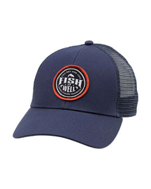 Simms Fish It Well Trucker Hat