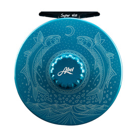 Abel Super Series - Custom 9/10 Underwood - Moondance Teal