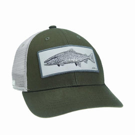 Rep Your Water Wild Brown Artist Series Hat