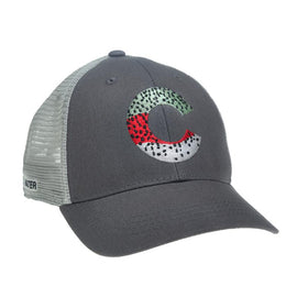 Rep Your Water Colorado Rainbow Skin Hat