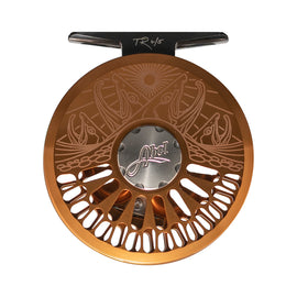 Abel TR Fly Reel - Custom 4/5 Underwood - Last Light Bronze