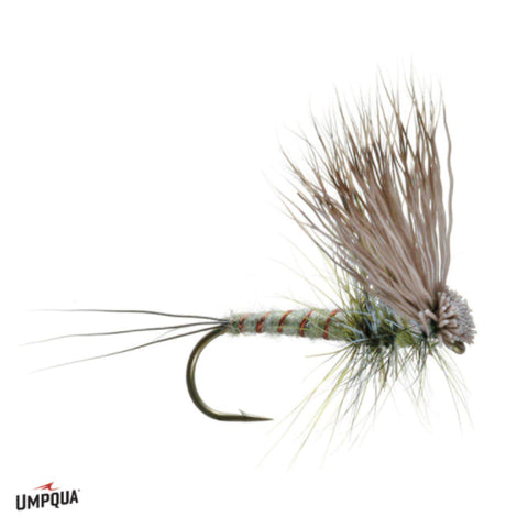 Umpqua Hairwing Drake - Green