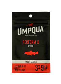 Umpqua Perform X Trout Leader