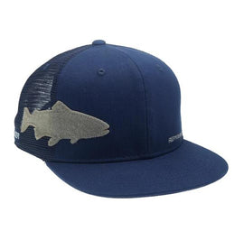 Rep Your Water Trout Fly Patch Hat - High Profile
