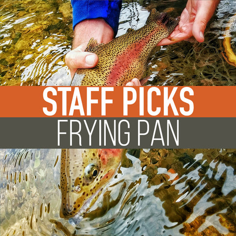 Staff Picked Trout Flies - Frying Pan