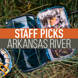 Staff Picked Trout Flies - Arkansas River