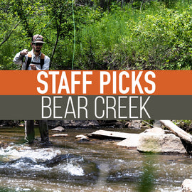 Staff Picked Trout Flies - Bear Creek