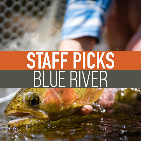 Staff Picked Trout Flies - Blue River