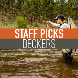 Staff Picked Trout Flies - Deckers