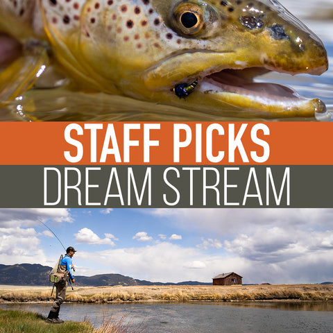 Staff Picked Trout Flies - Dream Stream