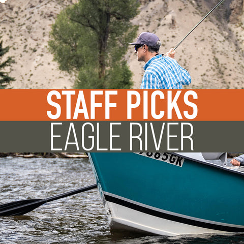 Staff Picked Trout Flies - Eagle River