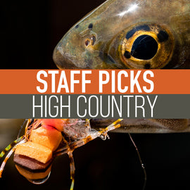Staff Picked Trout Flies - High Country