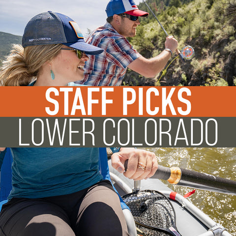 Staff Picked Trout Flies - Lower Colorado