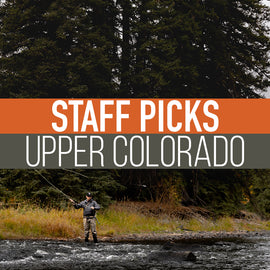 Staff Picked Trout Flies - Upper Colorado