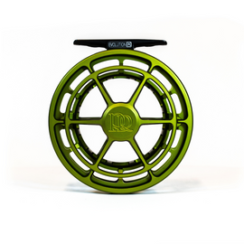 Ross Reels Evolution R Limited Edition 5/6 Matte Olive