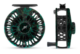 Abel Super Series 4/5 - Custom Retro Green Black