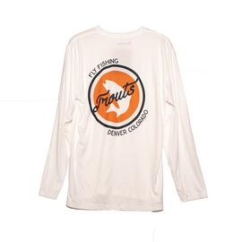 Trouts x Simms Long Sleeve Tech Tee