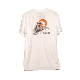 Trouts x Simms Short Sleeve Tech Tee