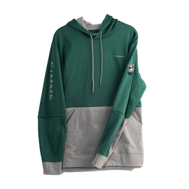 Trouts x Simms Challenger Hoody - Evergreen