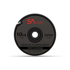 Scientific Anglers Absolute Supreme Fluorocarbon Tippet