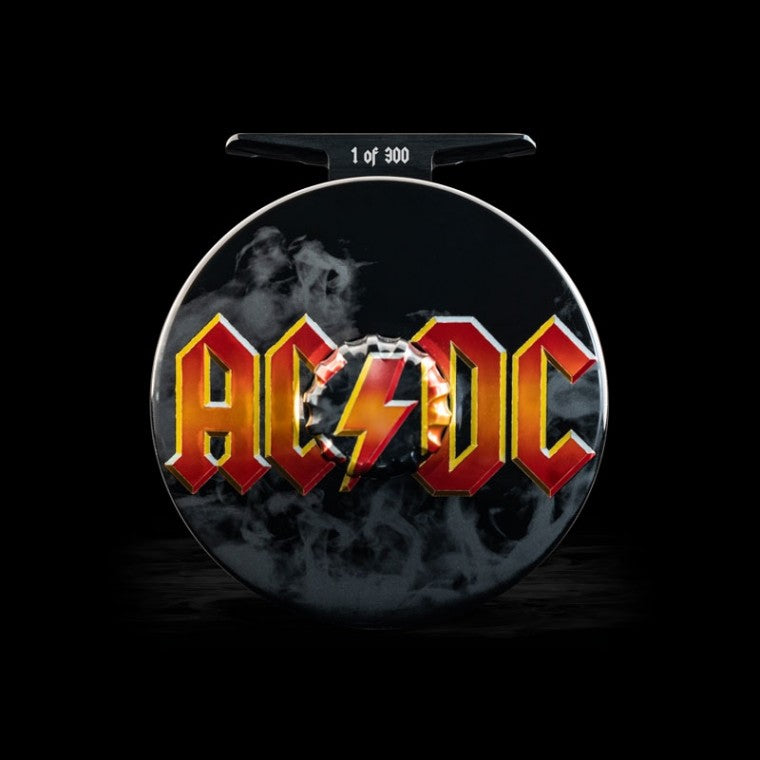Abel + AC/DC Limited Edition Fly Reel