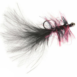 Five Flies May - Balanced Swim Leech - Black