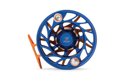 Hatch Finatic Gen 2 Limited Edition Orange and Blue Reel