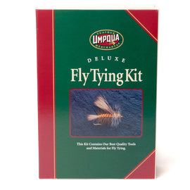 Umpqua Deluxe Fly Tying Kit