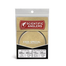Scientific Anglers Esox Special Leader