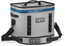 Yeti Hopper Flip 18 Soft Cooler - Fog Grey