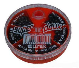 Super Doux Lead Split Shot 6 Compartment  - Large