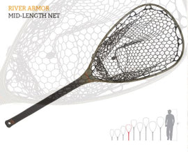 Fishpond Nomad River Armor Mid-Length Net