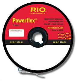 Rio Powerflex Tippet Guide Spool - 110 yrd