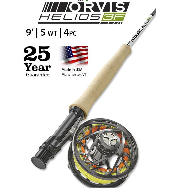 Unmatched Accuracy  Now Offered In Two Flavors  The  U0026quot F U0026quot  Is For Feel In The Helios 3f  It U0026 39 S The