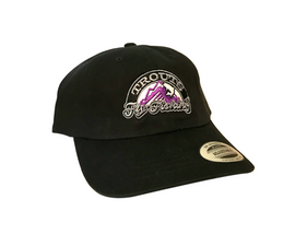 Trouts Rocky Mountain Ball Game Dad Hat