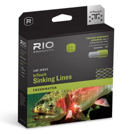 Rio InTouch Deep 7 Fly Line (Closeout)
