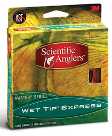 Scientific Anglers Mastery Wet Tip Express - Freshwater Sinking Tips