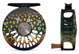 Custom Abel TR Fly Reel - Native Brook Trout 2/3