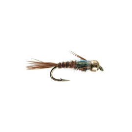 Umpqua FlashBack Pheasant Tail Tungsten Gold Bead - 2 Pack