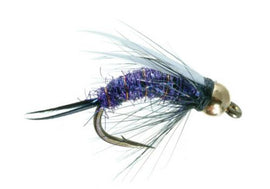 Umpqua Purple Prince Nymph - 2 Pack