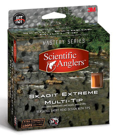 Scientific Anglers Skagit Extreme Head with Multi Tip