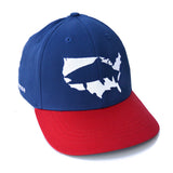 Rep Your Water USA Trout Hat